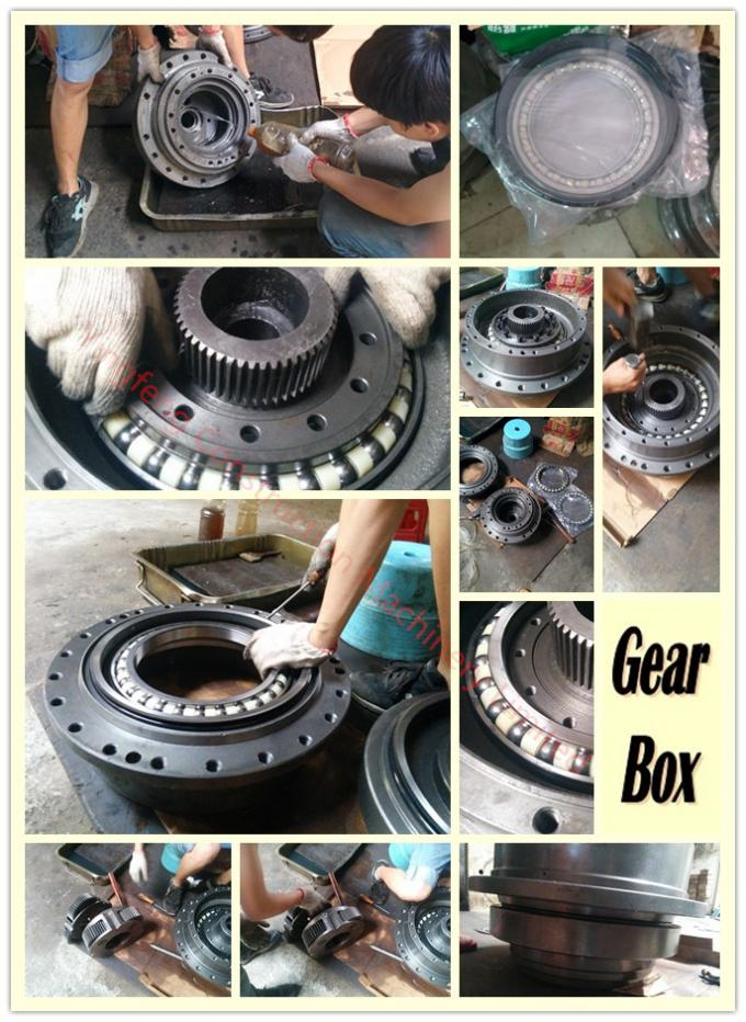 Swing Gearbox Planet Reduction Excavator Gear For Jcb Spare