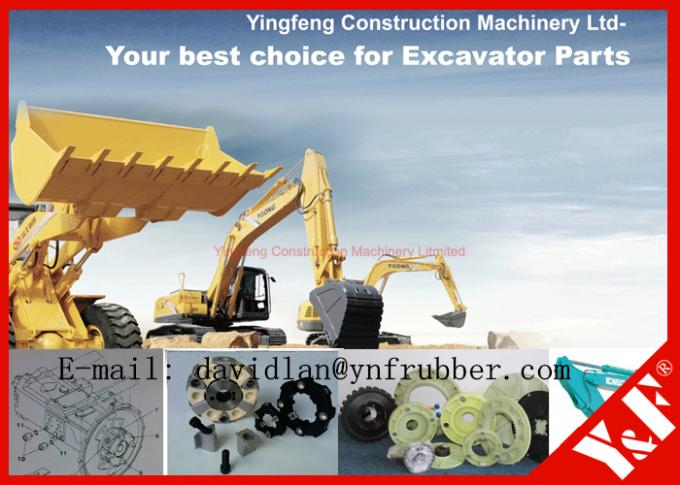 Volvo Excavator Coupling for Digger EC290BLC VOE 14514869