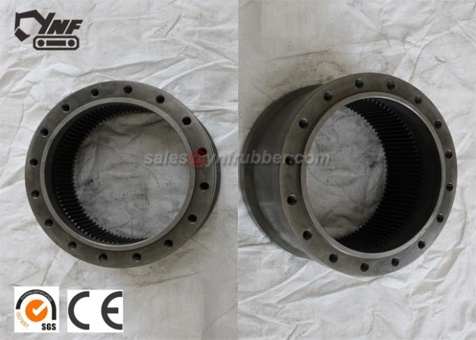 Swing Gear Ring 2028036 Hitachi Excavator Parts Swing Device Steel Material