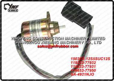 China Stop Shutoff Solenoid 1503ES-12S5SUC12S 119233-77932 119233-77931 Sa-4921 For Yanma /Kubota /John Deere /3 Or 4 Cyl. Die supplier