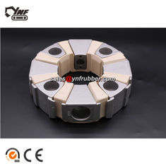 45H Mechanical Hydraulic Pump Flexible Rubber Coupling For Excavator Parts