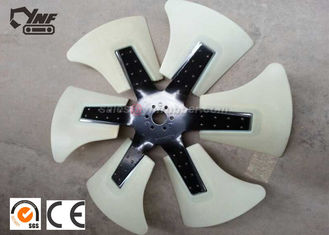 D65 6D125 Komatsu Excavator Engine Parts Cooling Fan Blade 600-635-7850 PC300-6 PC360-7