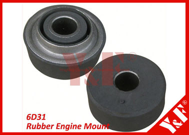 Shock Absorber / Natural Rubber Engine Mounts For 6D31