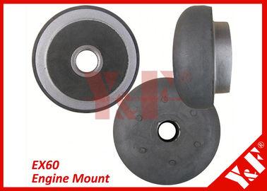 Anti vibration moulded rubber engine mounts for hitachi for Anti vibration motor mounts