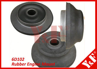 6D102 Rubber with Metal Flexible Engine Mounts Excavator Replacement Parts