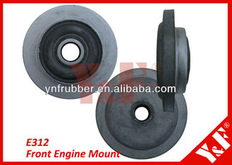 Professional Durable Rear Engine Cushion Rubber Engine Mounts For CAT E312 Front