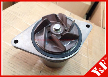 S6D107E-1 Water Pump Excavator Engine Parts For Komatsu PC200-8 / 6754-61-1100