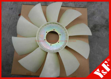 6 Holes Caterpillar Excavator Parts E320D Excavator Cooling Fan Blade 740-127-152-6T10