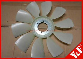 R210-5 Hyundai Excavator Cooling Fan Blade for D6BT Engine 620-108-128-6T10 6 Holes 10 Blades
