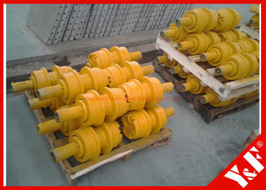 Carrier Roller Excavator Undercarriage Spare Parts for Daewoo / Bulldozer Excavators