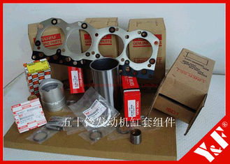 Engine Liner Kit Of Excavator Engine Parts for Isuzu Engine parts