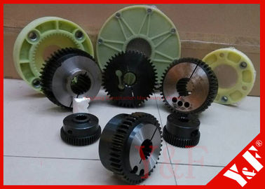 Hitachi Excavator 4636444 Engine Drive Hydraulic Pump Motor Coupling Earthmoving Machinery Parts