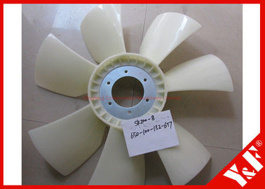 Caterpillar Excavator Spare Parts CAT 324D 325D Cooling Fan Blade with PA Material