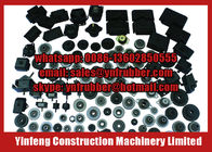 China Excavator Diesel Engine Engine Rubber Mounts For Hitachi Kobelco Komatsu Caterpillar company