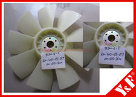 China Construction Machinery 600-625-7620 Cooling Fan Blade for Komatsu Engine Excavator Accessories company