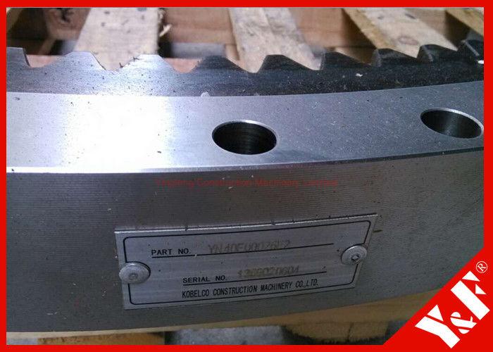 Yn40f00026f2 Kobelco Excavator Parts Swing Bearing For Sk200