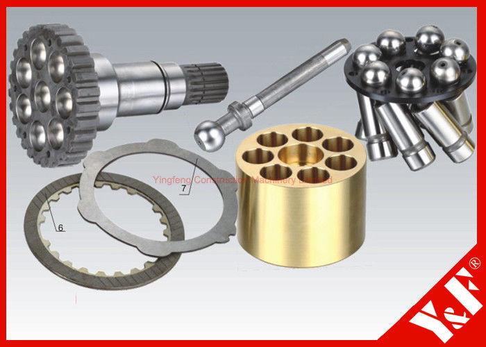Hydraulic Pump Parts Shaft Cylinder Piston Valve Komatsu Excavator