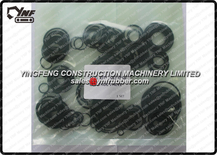 Excavator Swing hydraulic Motor Oil Seal kit Swing hydraulic Center