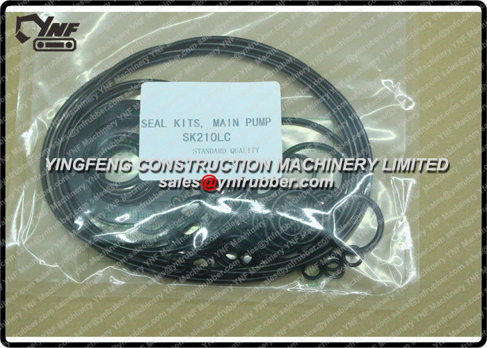 Kobelco SK200-3 Excavator Swing Drive Reduction shaft Oil Seal 2418R259