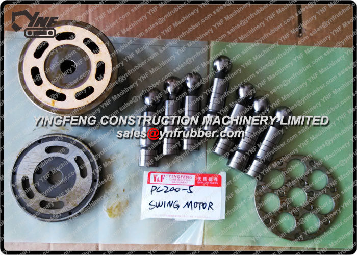 High Self Priming Capability Excavator Hydraulic Pump Parts