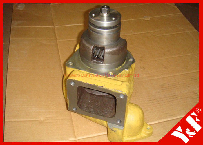 S6D140 Komatsu Water Pump Excavator Engine Parts For PC650-3