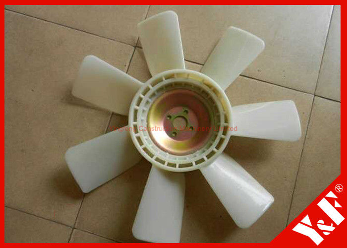 S4k 30648 50500 Mitsubishi Excavator Cooling Fan Blade Caterpillar Components E110 E311