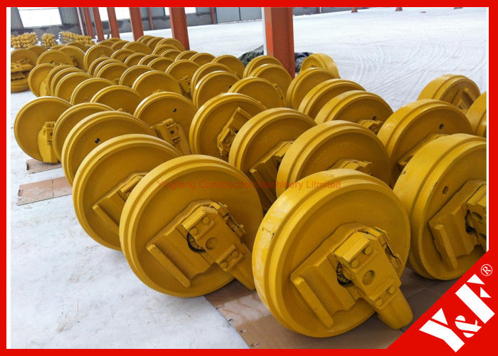 Komatsu Front Idler of Excavator Undercarriage Parts for PC200-7