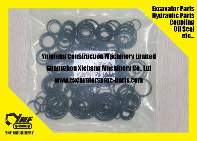 Hydraulic Cylinder Pin Puller : Iso excavator seal kits bushing o ring hydraulic